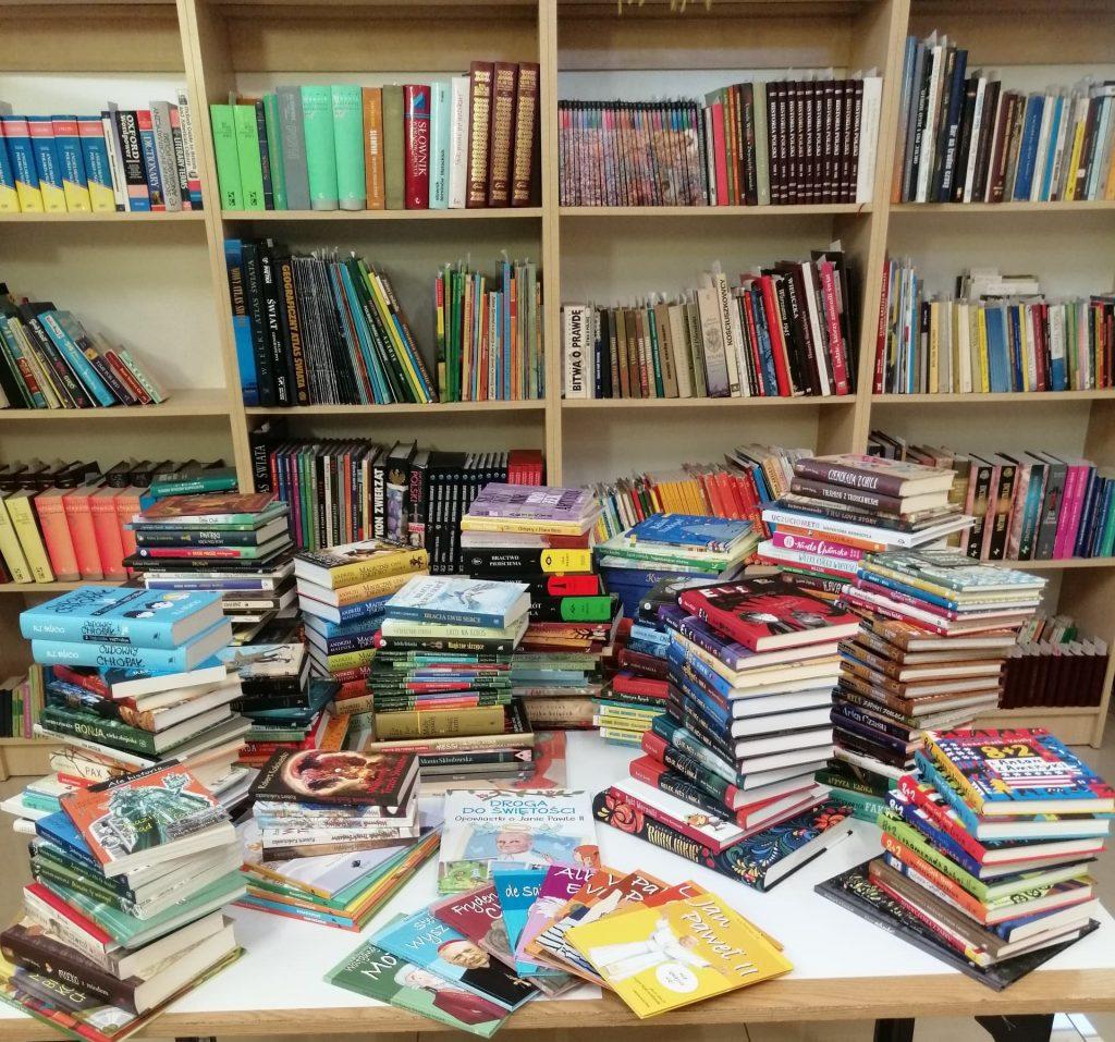 Wypożyczenia książek